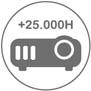 proyector-laser-larga-duracion escaparate digital, cartelería digital, digital signage