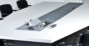 sistemas de audio para empresas, sonorización de salas, audio inalámbrico, salas de reuniones