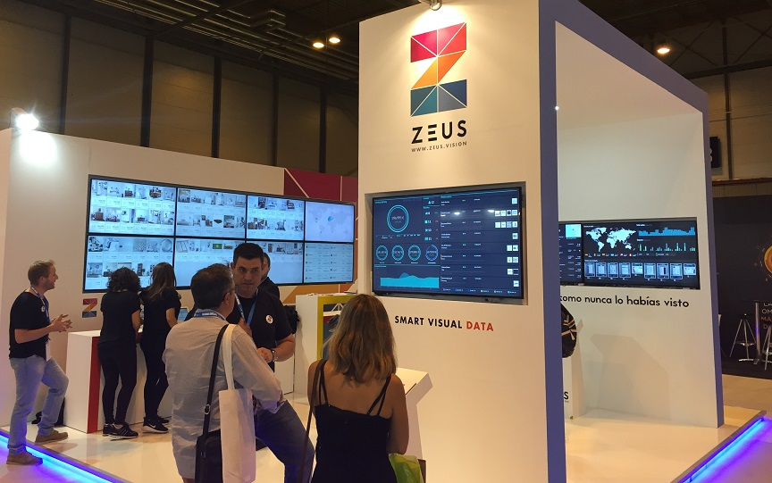 ZEUS VISION – VIDEO WALL IFEMA 2016