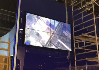GRUPO PUMA – VIDEO WALL CEVISAMA 2017