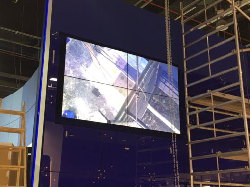 GRUPO PUMA – VIDEO WALL CEVISAMA 2017