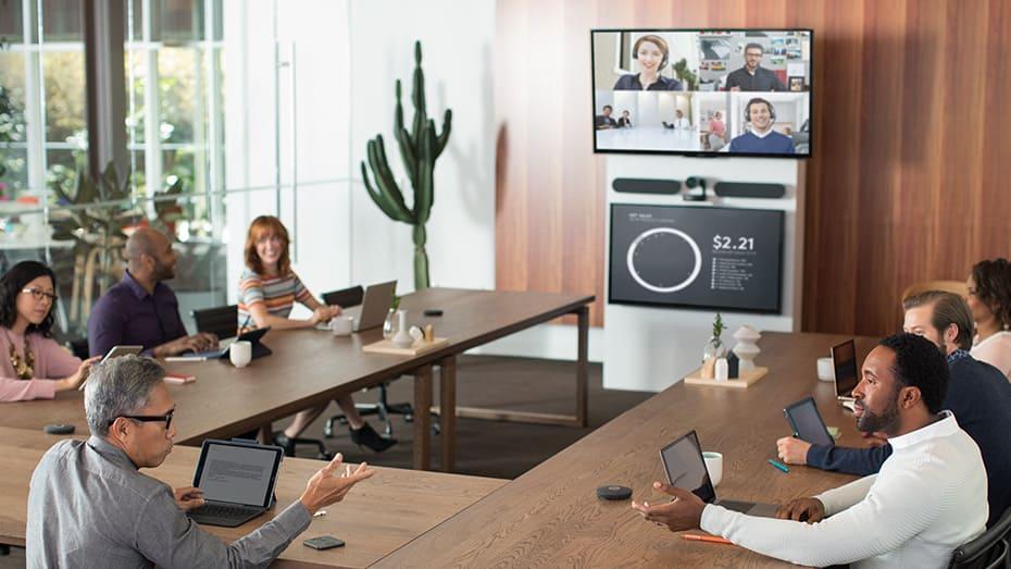 Sistema de Videoconferencia en la actualidad