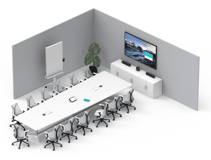 Sala de reuniones grande